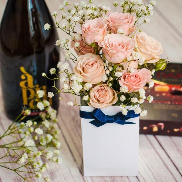 Apriori & flowers
